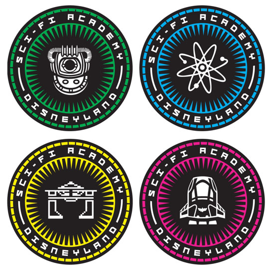 Sci-Fi Logos