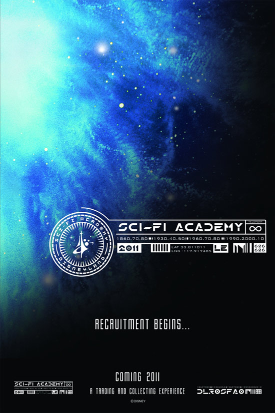 Sci-Fi Teaser Poster