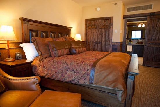 Big Thunder Suite Bedroom