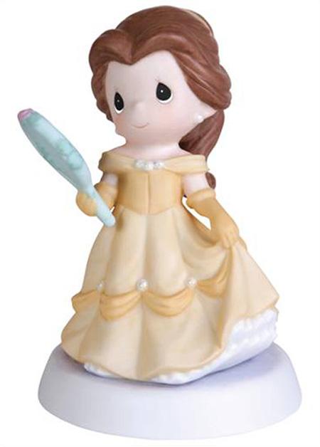 Belle Precious Moments Figure