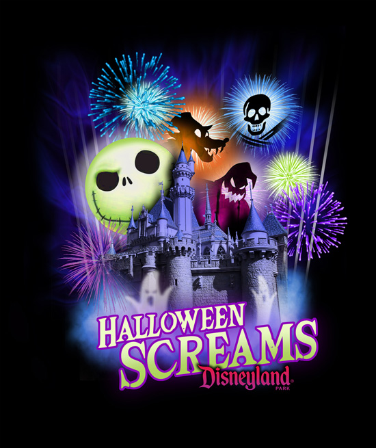 Disneyland Halloween Screams