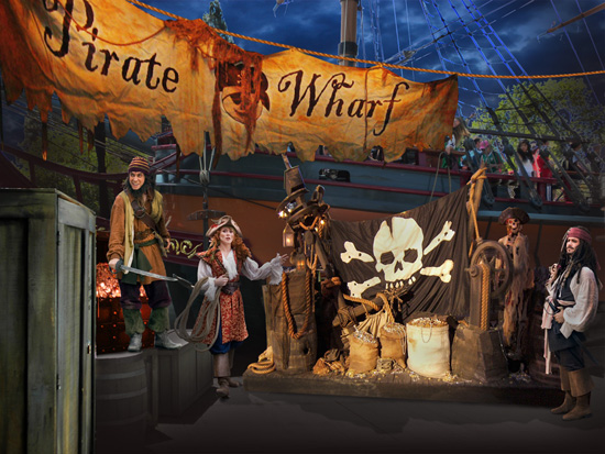 Pirate Wharf Photo Location