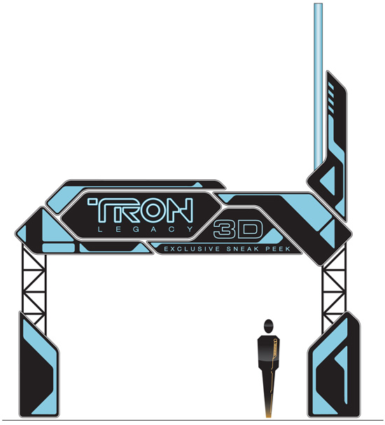 ElecTRONica Marquee Portal