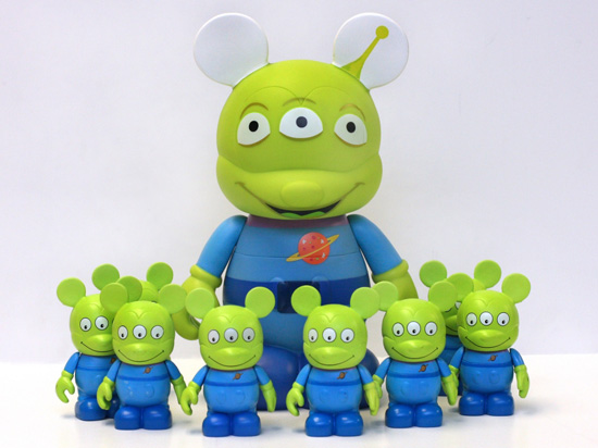 Toy Story Vinylmation Figures