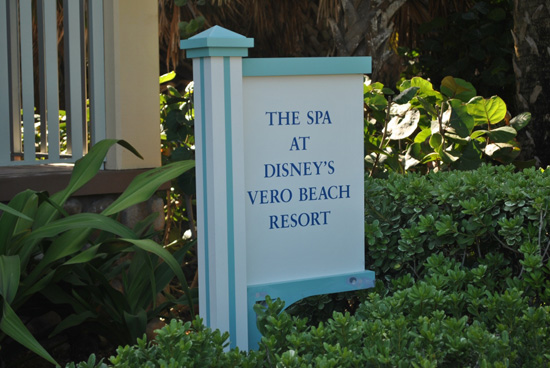 The Spa at Disneys Vero Beach Resort