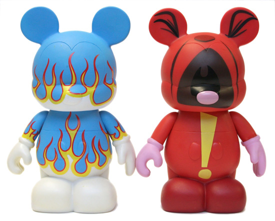 Vinylmation Figures