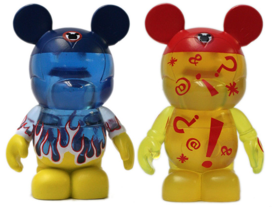 Vinylmation Ear Hats Figures