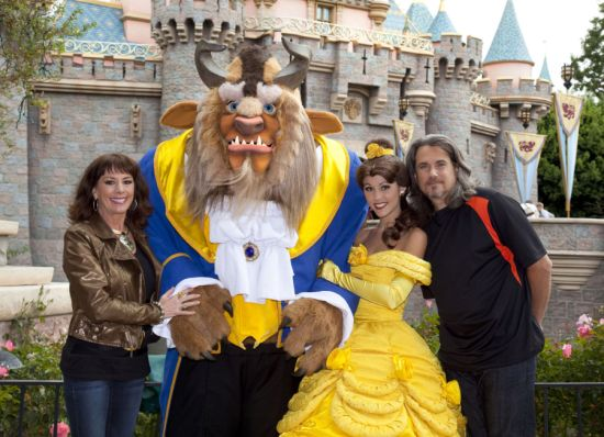 Beauty and the Beast with Co-Stars Robby Benson and Paige OHara