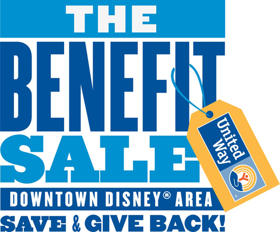 Benefit Sale Event