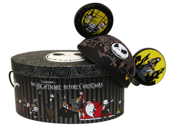 'The Nightmare Before Christmas' Ear Hats