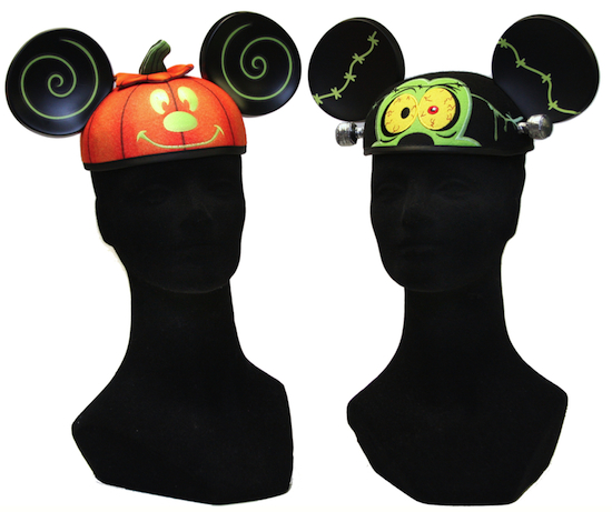 Disney Halloween Ear Hats