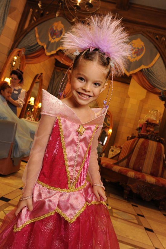 Princess Halloween Costume at Bibbidi Bobbidi Boutique