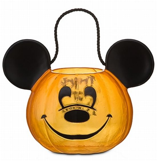 Mickey Mouse Pumpkin Bucket