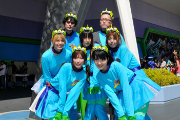 [Tokyo Disneyland] Disney's Halloween 2011 Tdl0882891THUMB