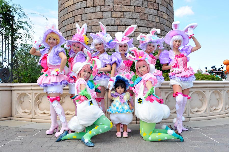 [Tokyo Disneyland] Disney's Halloween 2011 Tdl099289LARGE