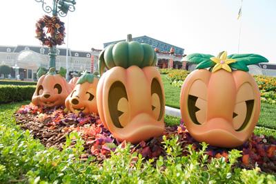 Halloween at Tokyo Disneyland