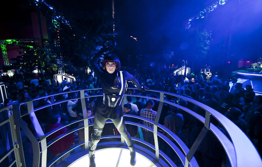 ElecTRONica Continues to Electrify the Night at Disney California Adventure Park