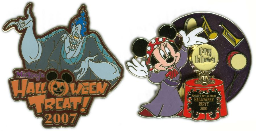 Halloween Pins
