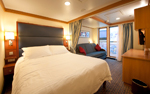 Stateroom on the Disney Dream