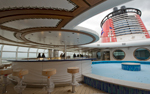Pool on Deck 11 of the Disney Dream