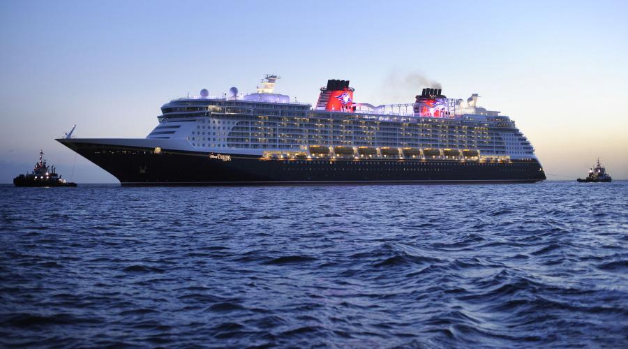 The Disney Dream Sails To The Sea  Disney Parks Blog