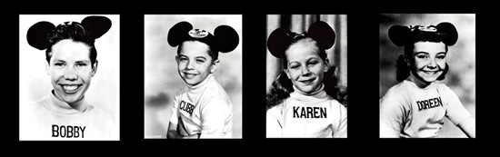 Disney Mouseketeers