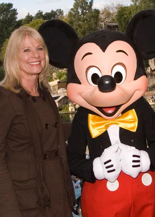 Longtime Walt Disney Imagineer, Kim Irvine