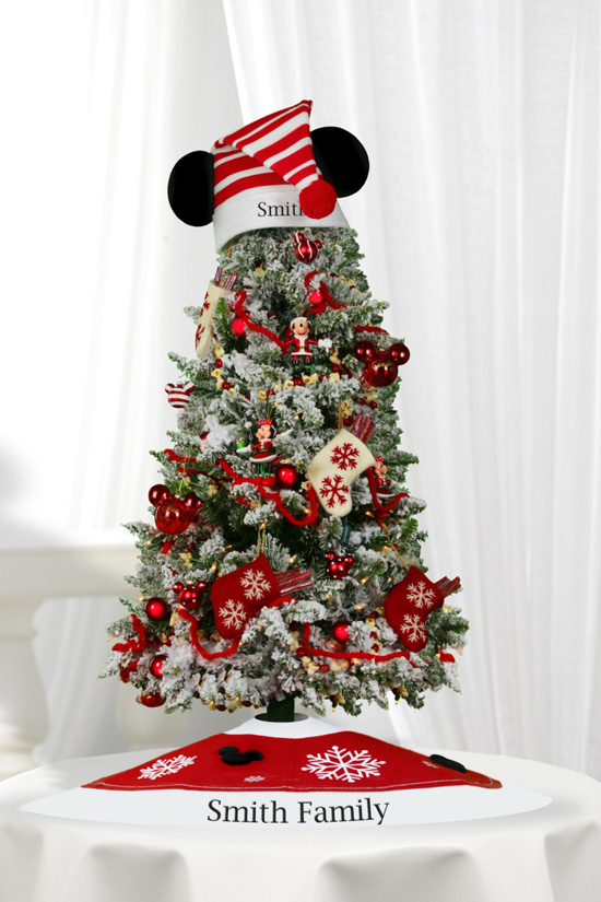 Mickey's Very Merry Christmas Tree from Disney Floral &#038; Gifts
