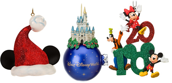 Disney Parks Ornaments