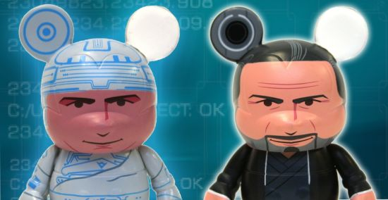 'TRON: Legacy' Vinylmation Figures