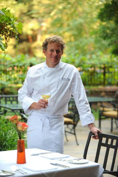 Chef Andrew Sutton