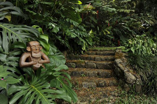 Mysterious Menehune Hiding Throughout Aulani