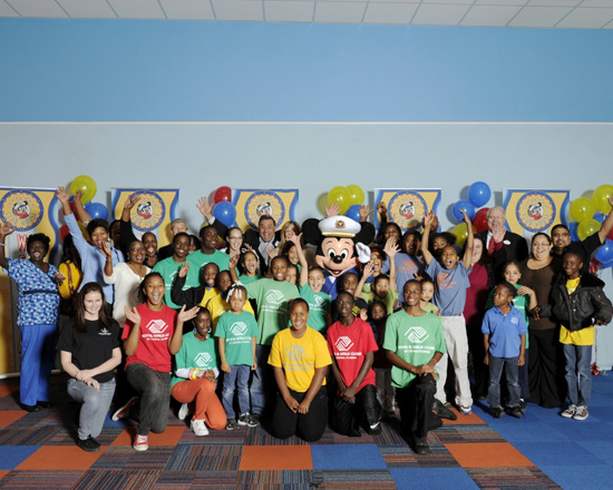 Members of the Boys &#038; Girls Clubs of Central Florida