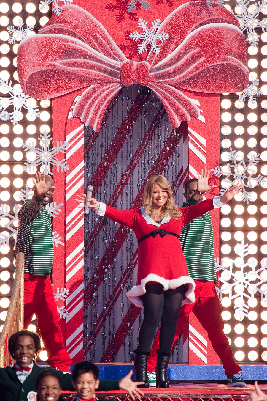 disney christmas taping 2018