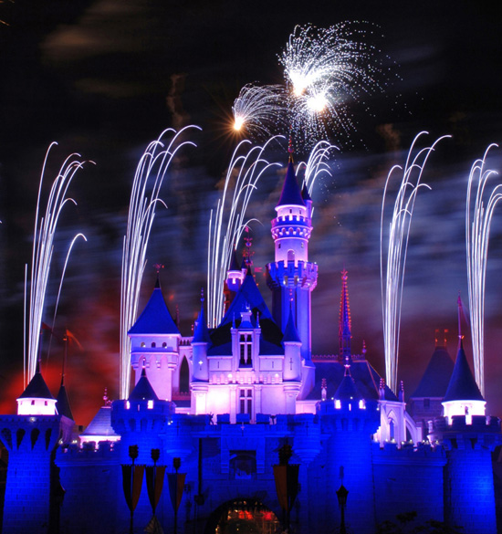 Happy New Year from Hong Kong Disneyland