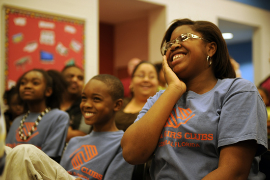 Members of the Boys & Girls Clubs of Central Florida Are Surprised with a Disney Cruise
