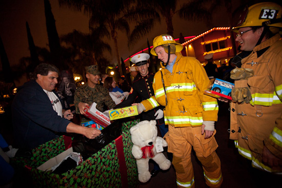 A Season of Giving at Disneyland Resort