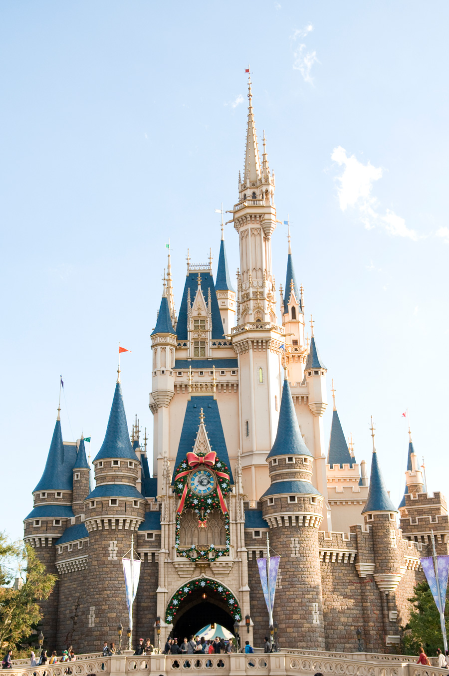 ... of sights you won't see at Disneyland Resort or Walt Disney World