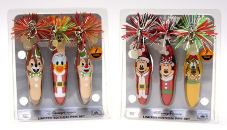 Holiday Kooky Pens