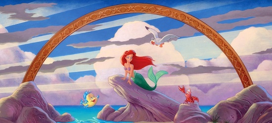 Ariel Mural