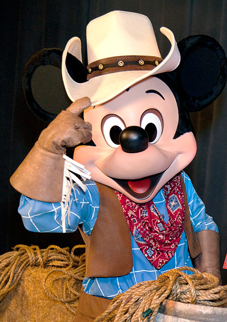 Come Dance With Cowboy Mickey at the Big Thunder Ranch Jamboree
