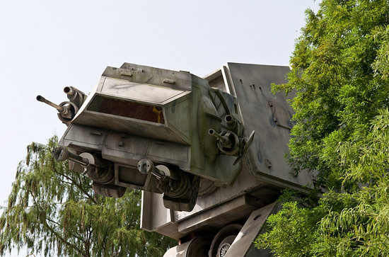 Star Tours Attraction