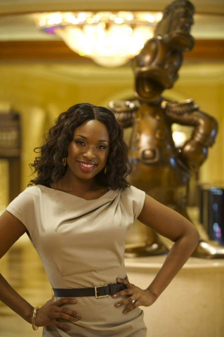 Jennifer Hudson on the Disney Dream
