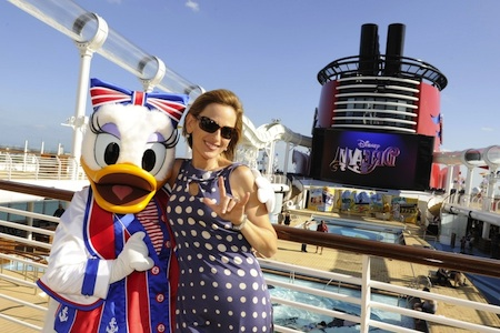 Marlee Matlin on the Disney Dream