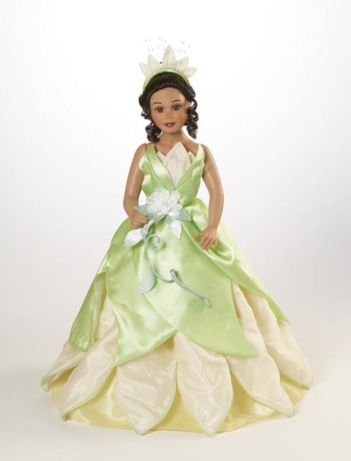 Disney-Inspired 'The Princess and the Frog' Doll