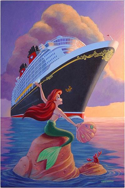 'Ariel,' by Larry Nikolai