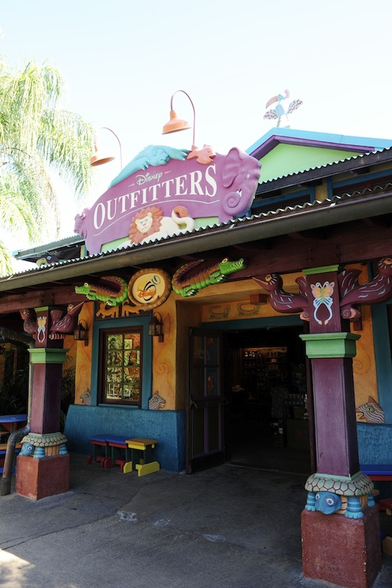 Disney Outfitters at Disney's Animal Kingdom