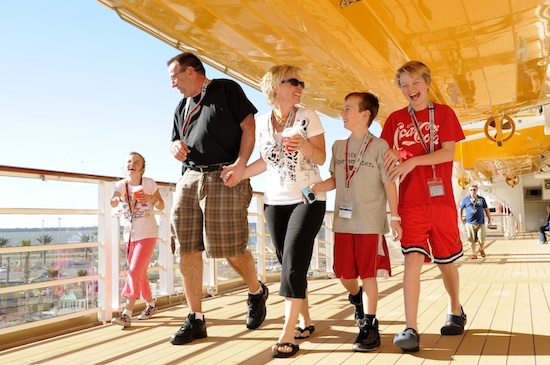 The Smolsky Family Explores the Disney Dream