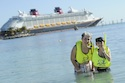 Snorkeling is one of many family activities on Castaway Cay