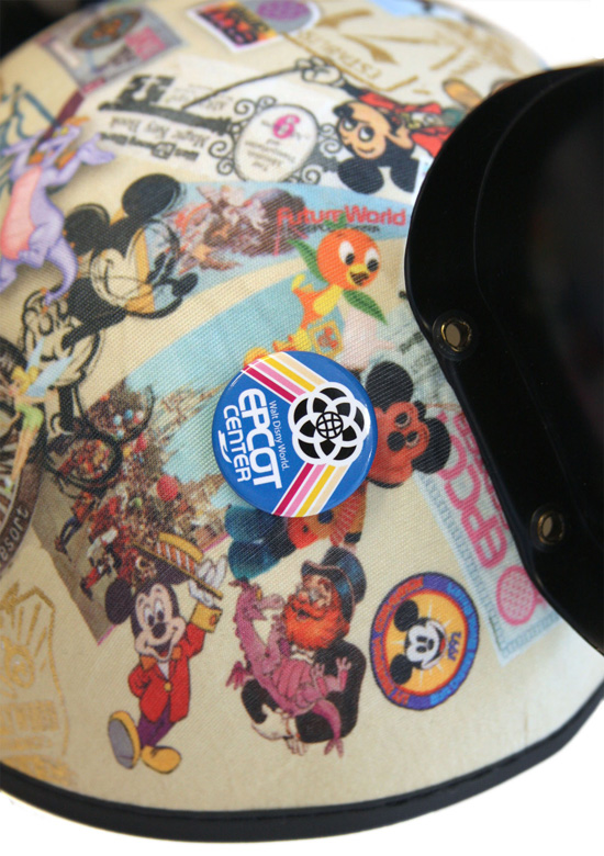 40th Anniversary Ear Hat